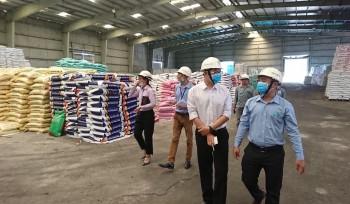Đoàn chuyên gia IQC tham quan nhà máy sản xuất